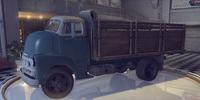 Shubert Truck Flatbed
