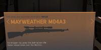 Mayweather M04A3