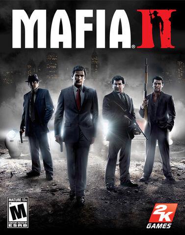 File:Mafia II Cover.jpg