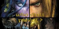 Warcraft III Battle