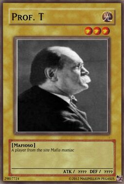Manga2 Prof T card