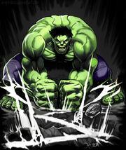 Hulk SMASH by el grimlock