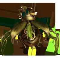 Huge item beetle 01