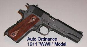 Auto Ordnance 1911 WWII Model