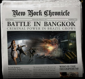 Bangkok Newspaper