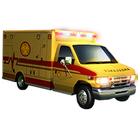 Huge item ambulance 01