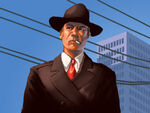 Boss Detective West