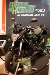 The-Green-Hornet-Honda