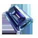 Standard 75x75 collect emerald cut
