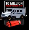 Vegas sweepstakes truck box
