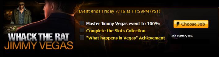 Whack the Rat Jimmy Vegas