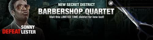Promo Secret District 26 lootBandit