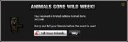 Animals Gone Wild Jaguar