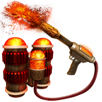 Huge item eruption 01
