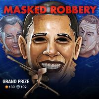 Maskedrobbery