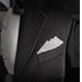 Standard 75x75 T5 Collection Handkerchief Three Points White 75x75