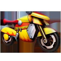 Huge item scorchcycle 01