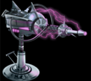 Supercharged Death Ray
