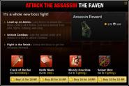 New Raven Info Popup