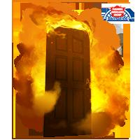 Huge item housefire 01