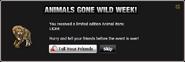 Animals Gone Wild Liger