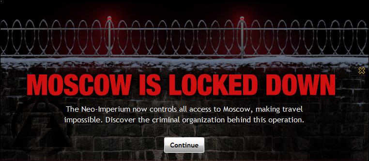 MoscowLockedDown