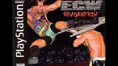 ECW Hardcore Revolution - (PSX) Gameplay
