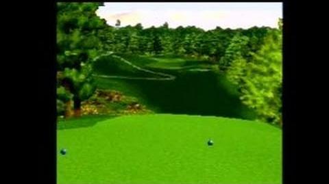 Tiger Woods PGA Tour 2000 - (PSX) Gameplay