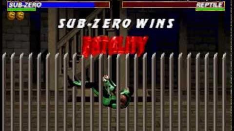 Mortal Kombat Trilogy - (PSX) Longplay