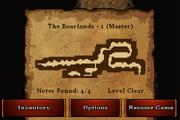 The Boarlands - Bronze (Master)