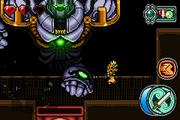 Golem King - Golem Punch