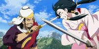 Hakuei & Seisyun vs Ryosai