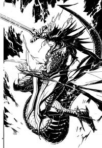 Baal Djinn Equip Manga