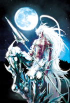 Mu Djinn Equip Colored