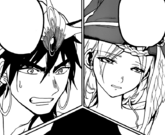 Yunan and Sinbad argue