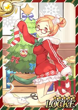 Christmas Locke F2