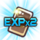 2X Servant EXP icon