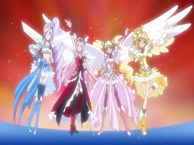 File:Fresh Pretty Cure! Angel Group introduction.jpg