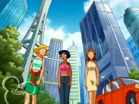 Totally Spies - Episode 29