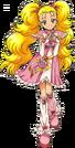 Pretty Cure All Stars DX2 Shiny Luminous pose