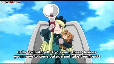 Kaitou Tenshi Twin Angel - Episode 02