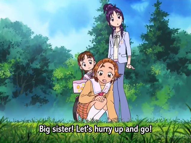 Futari wa Pretty Cure Splash Star - Episode 01