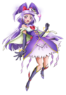 Cure Magical Full Stance