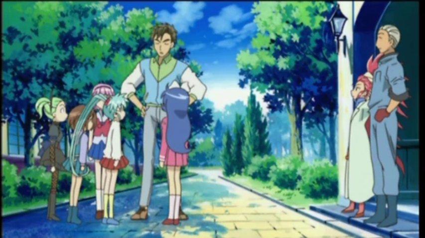 Sasami Mahou Shoujo Club - Episode 09