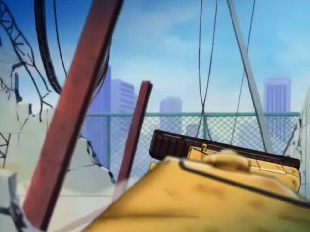 Tenshi no Shippo - Episode 08