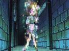 Sasami Mahou Shoujo Club Makoto using her magic4