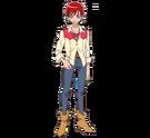 Kirakira Precure Ala Mode Akira form Pose
