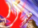 Kamichama Karin Kazune using his weapon4