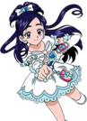 Futari wa Pretty Cure White pose2