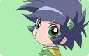 Powerpuff Girls Z Buttercup face2